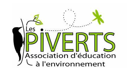 Logo de l'association Les Piverts.