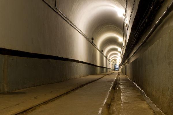 Couloir de la Ligne Maginot
