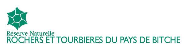 Logo de la Réserve Naturelle Rochers et Tourbières du Pays de Bitche.
