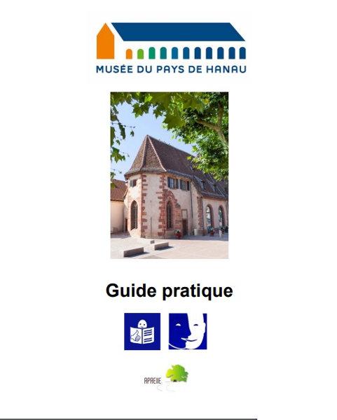 Page de couverture du guide pratique.