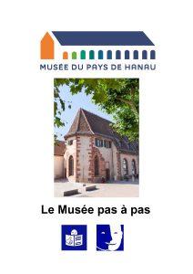 Page de couverture du guide «le musée pas à pas».
