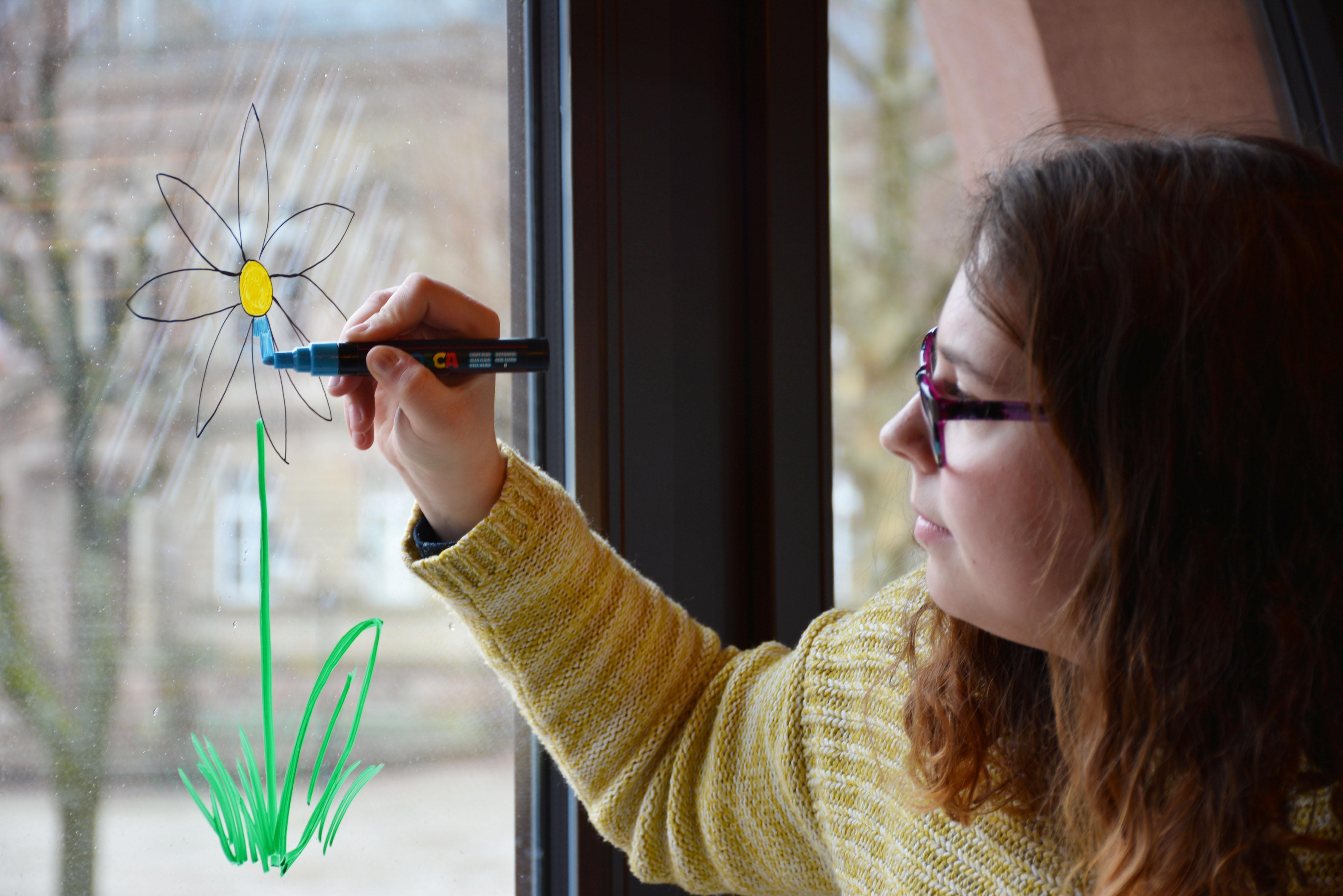 Ateliers de peinture sur vitres : le Musée est à vous ! Bouxwiller