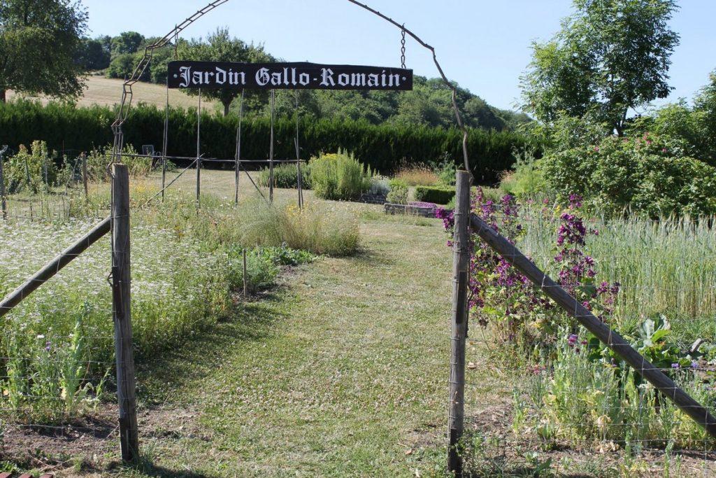 Découverte des plantes antiques, CIP La Villa, Dehlingen
