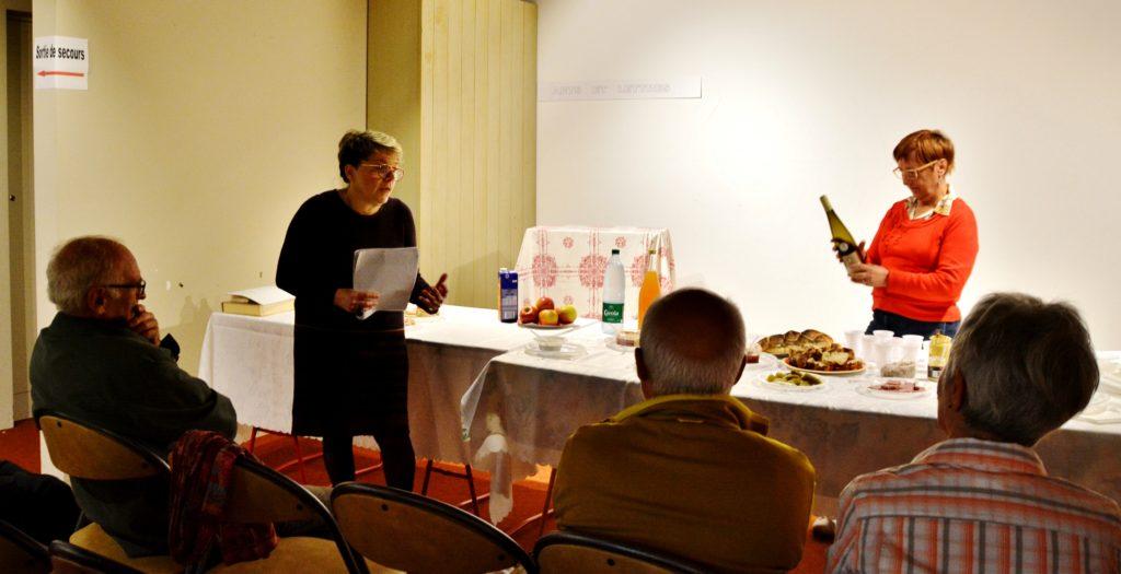 Musée Judéo-Alsacien Repas avec différentes spécialités juives et lois cacher