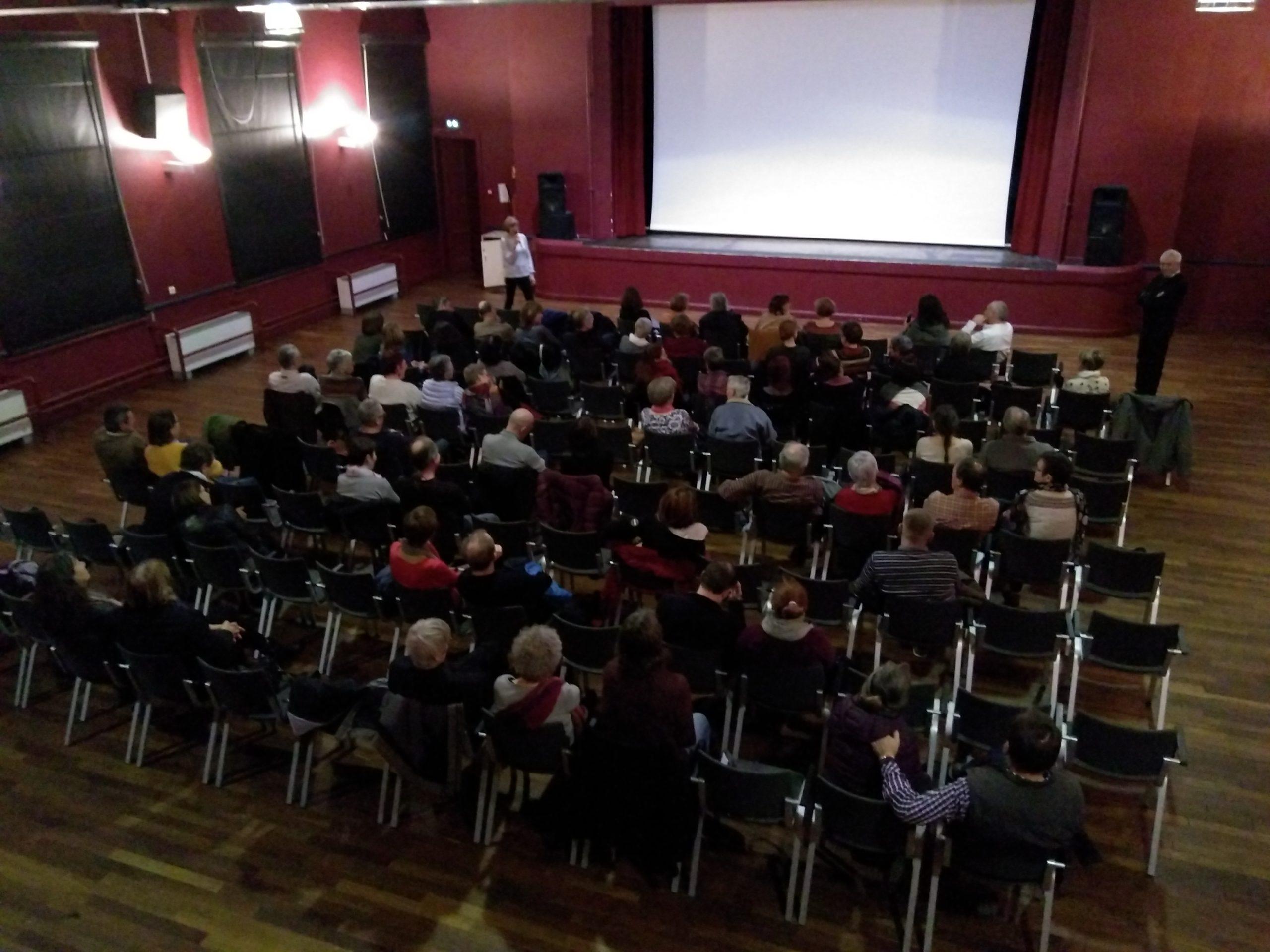 Salle de cinéma Ciné Club Phalsbourg – Association Animation sur la Place