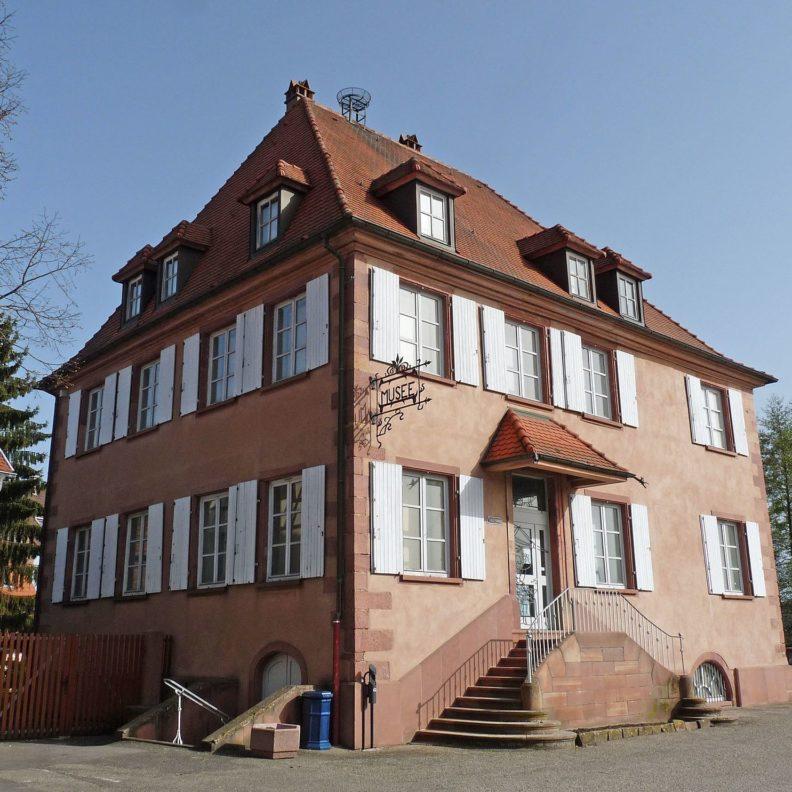 Musée historique et industriel  Musée du Fer Reichshoffen