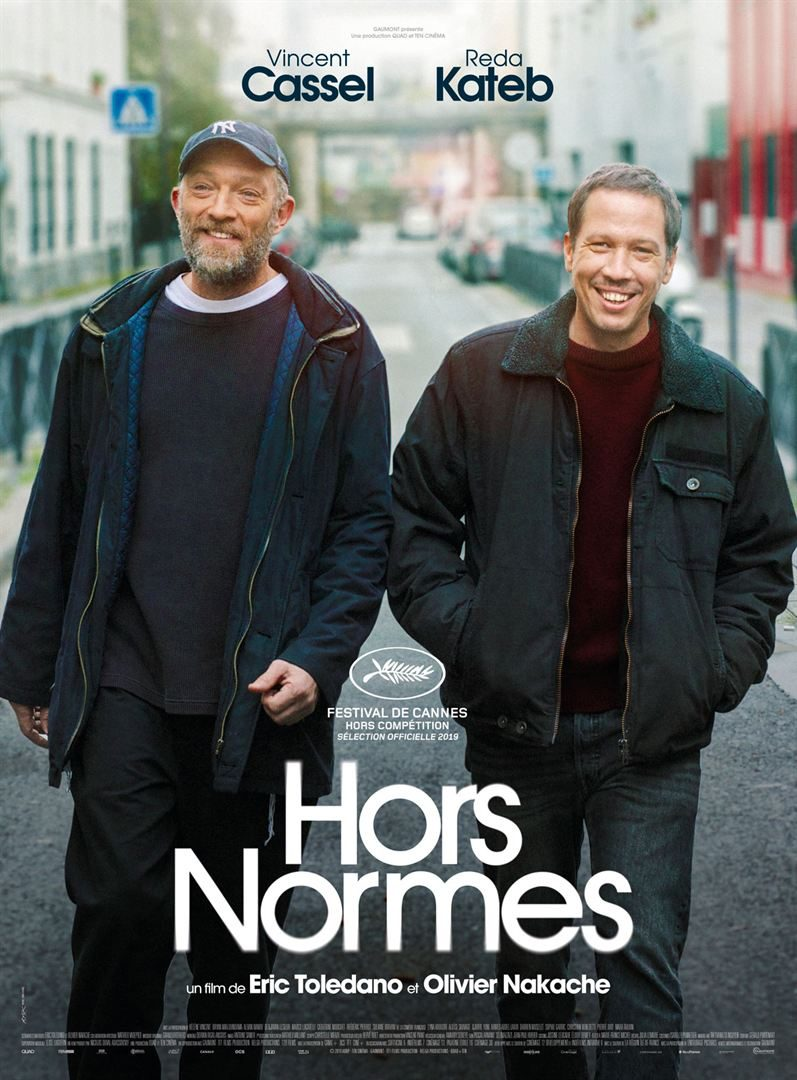"""Affiche du film """"Hors Normes"""""""
